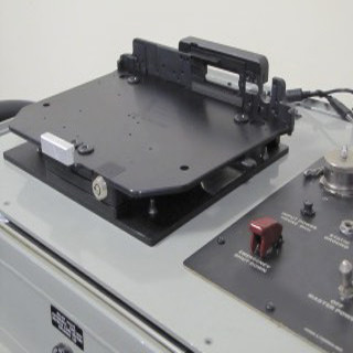 B300 laptop ruggedized all metal wheeled vehicle mount viewed mounted to end item