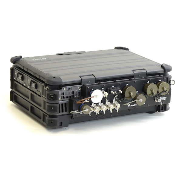 X500 Laptop Triple High Rear MILBOX RO
