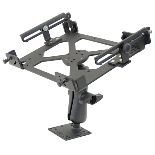 Rugged- Swivel Mount X500 Vibration Support